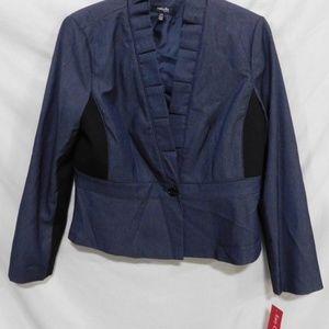 Rafaella Petite Women Blazer Jacket 12P